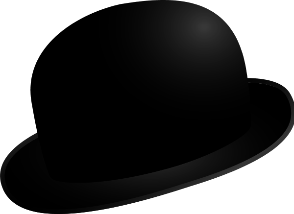 Black Hat Cliparts.