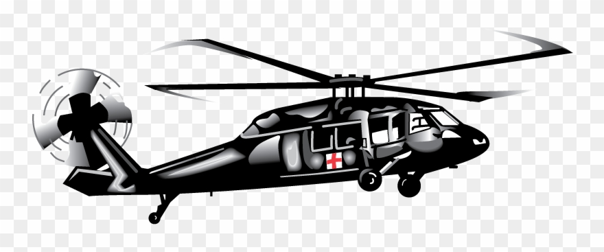 Helicopter Clipart Uh.