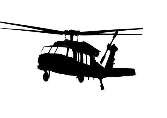 Image result for Black hawk helicopter clip art.