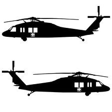 Blackhawk helicopter clipart 7 » Clipart Station.