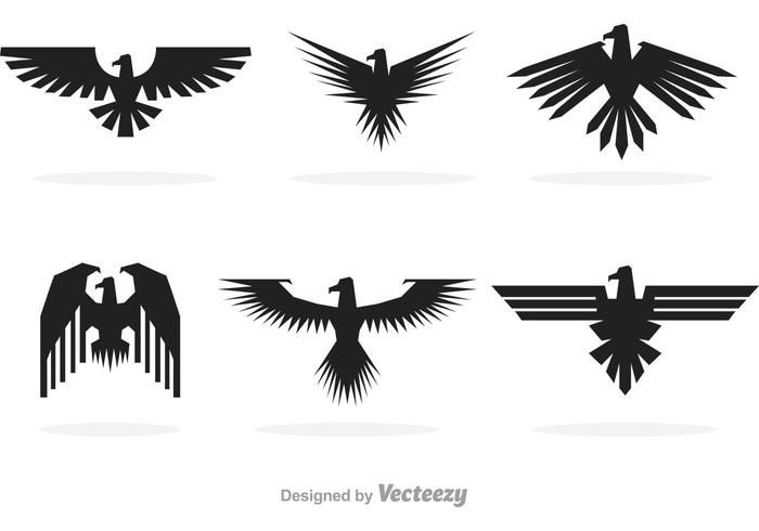 Black Hawk Logos.