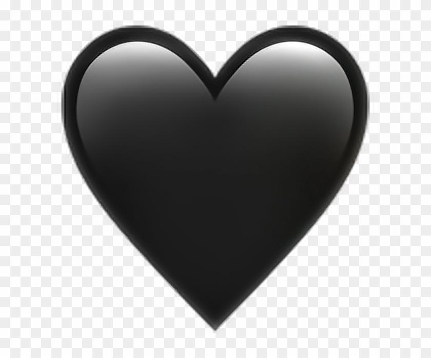 Rose Emoji Black.