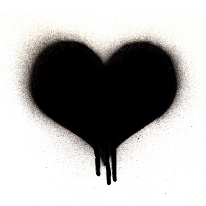 Free Black Heart, Download Free Clip Art, Free Clip Art on.