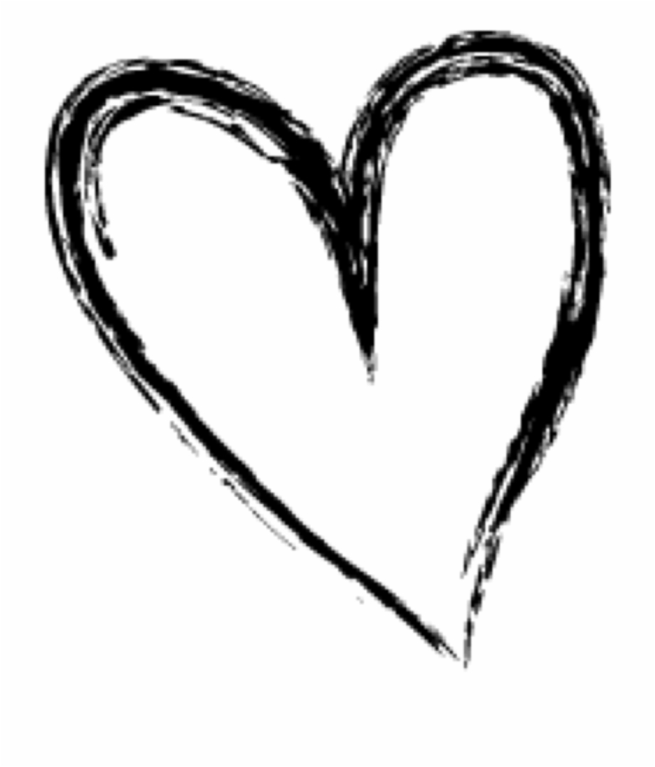 Doodle Heart Png.