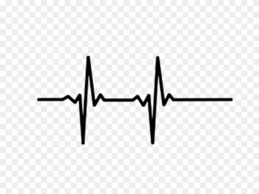 Heartbeat Graphic Png.