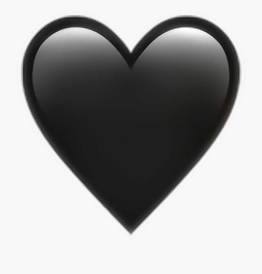 Black Heart Balloon Clipart.