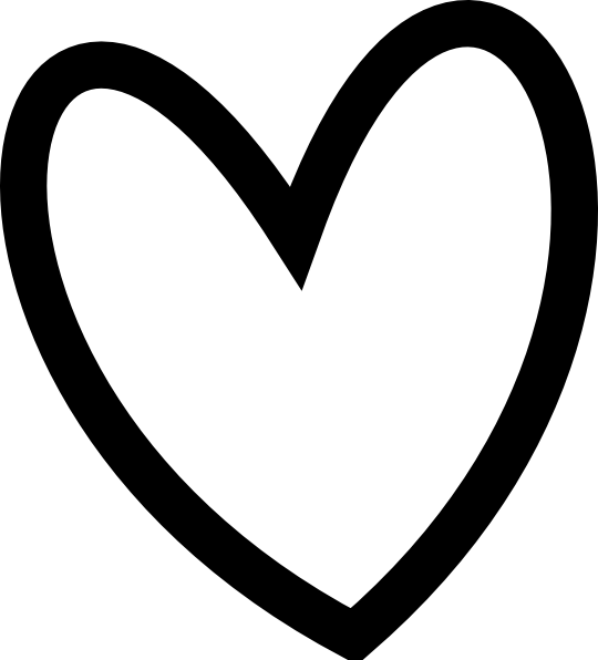Free Black Heart, Download Free Clip Art, Free Clip Art on.