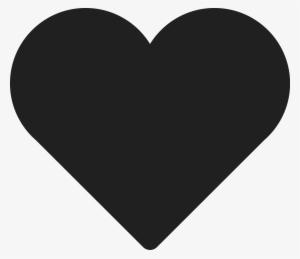 Black Heart PNG & Download Transparent Black Heart PNG Images for.