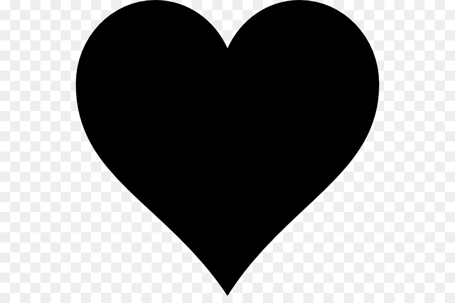 Black Heart Png (95+ Images In Collectio #492061.