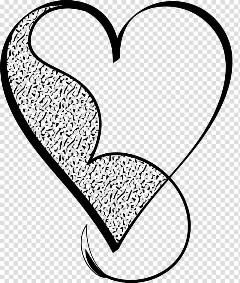 Hearts, black heart illustration transparent background PNG clipart.