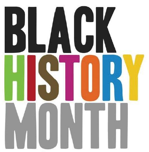 Family Black History Clip Art.