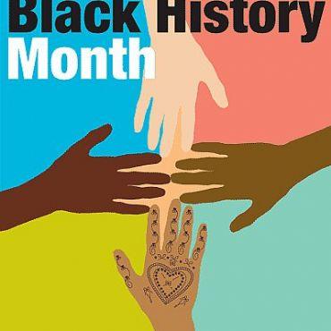 Black History People Clip Art.