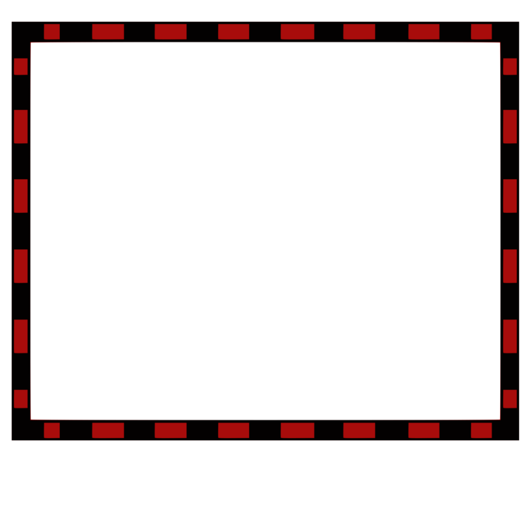 Picture Frame,Square,Symmetry Vector Clipart.
