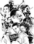 86+ Black History Clipart.