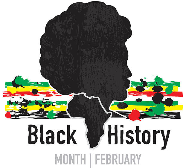 Best Black History Month Illustrations, Royalty.