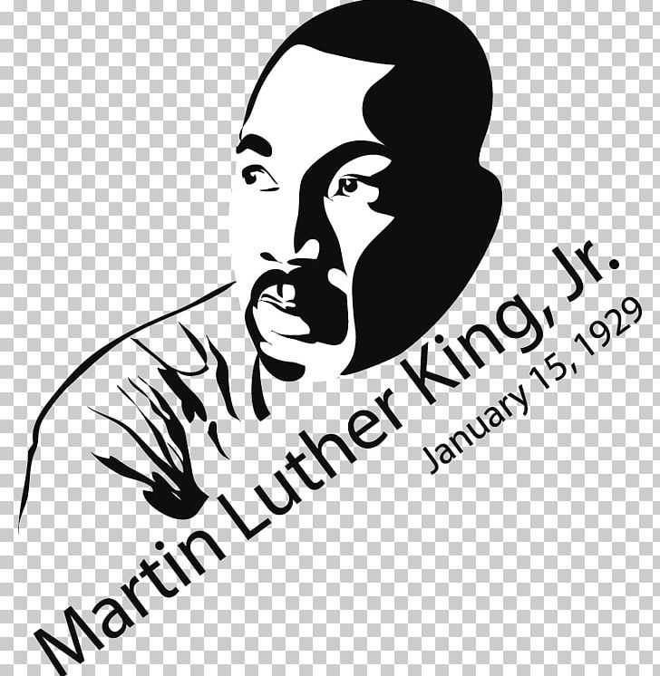 Martin Luther King Jr. Day Black History Month Drawing.