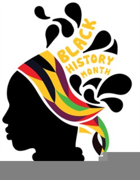 Black History Month Clipart.