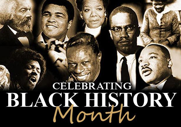 88+ Black History Month Clip Art.