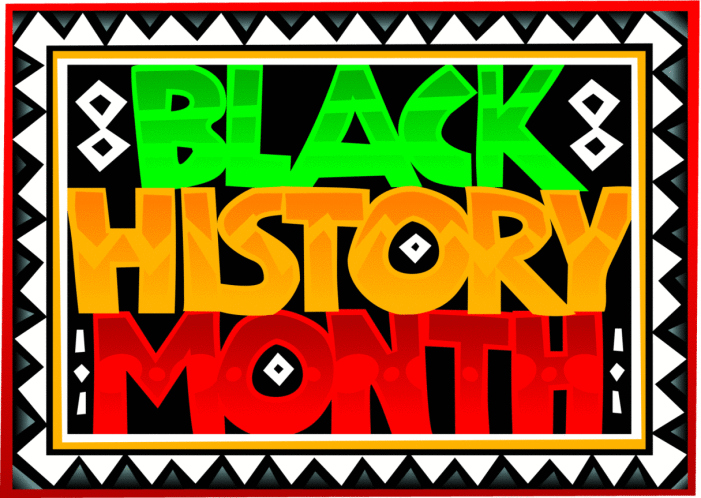 45+ Black History Month Clipart.