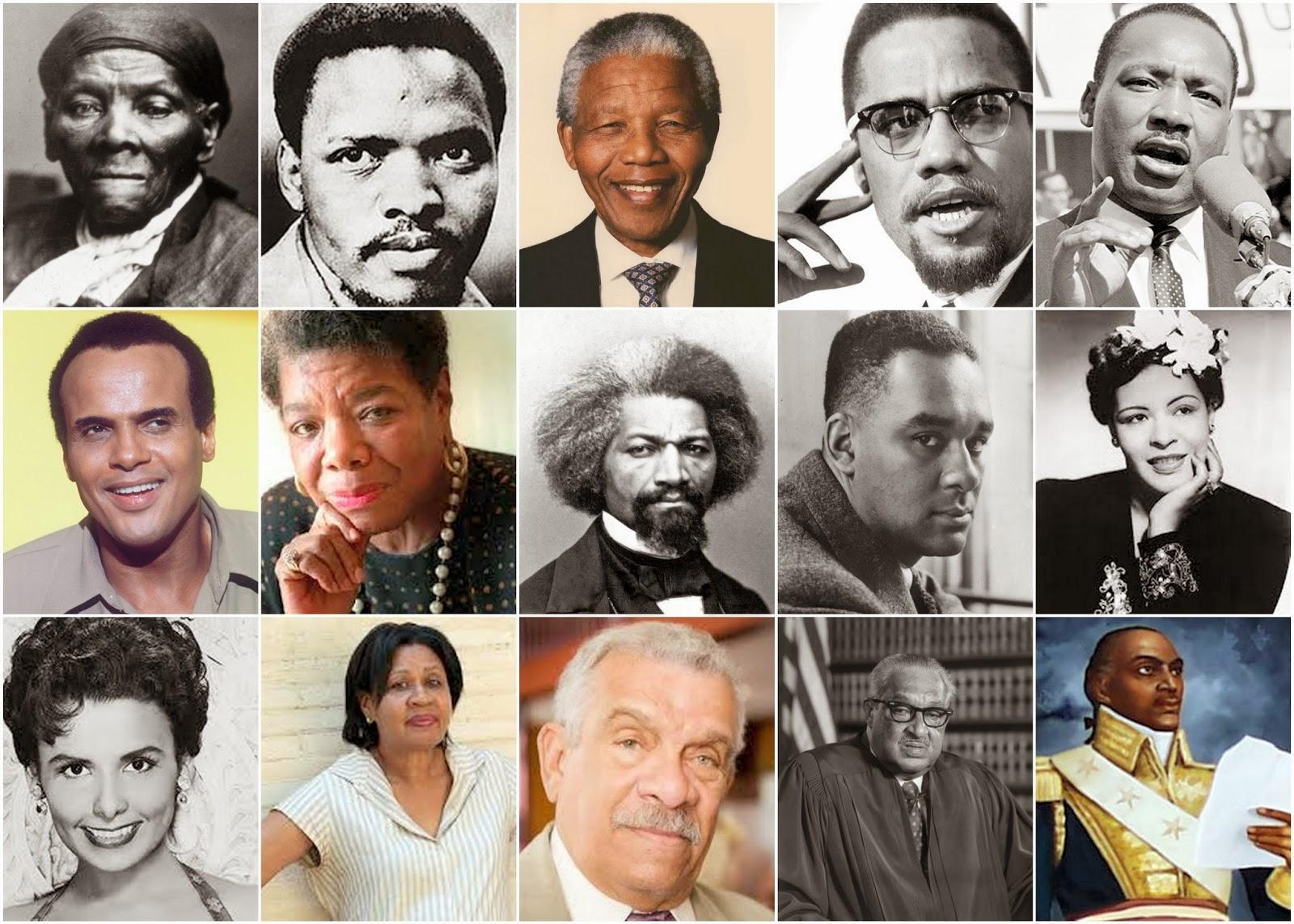 Celebrating Black History Month with African Diaspora.
