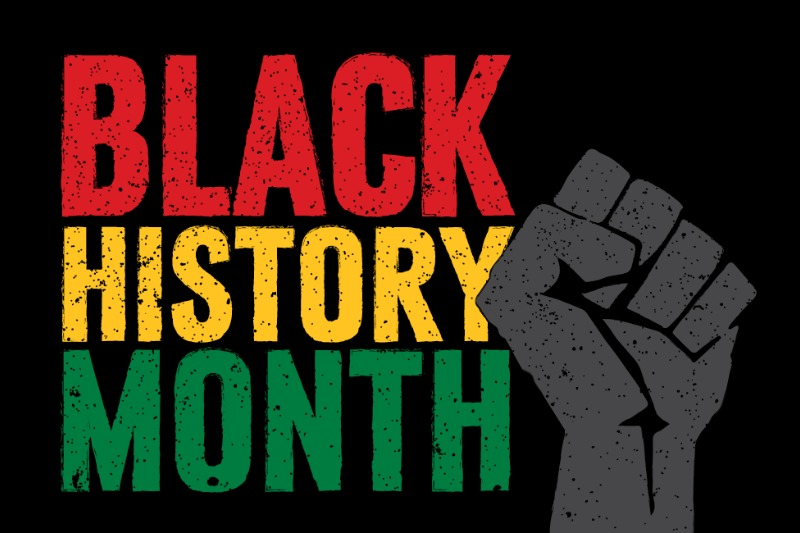 Black History And Women\'s History Month.