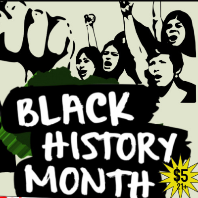 Boston Pulse Poetry Black History Month.