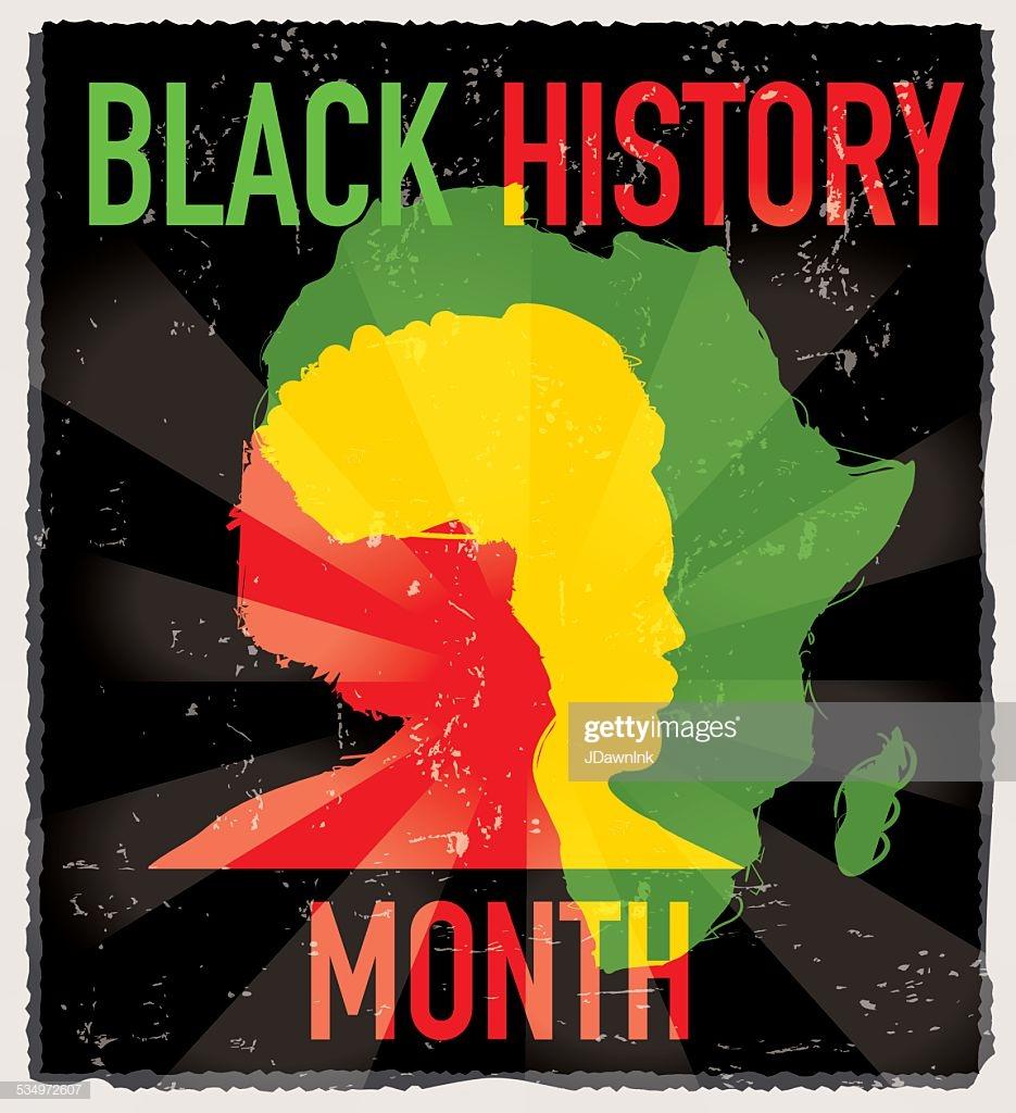49 Black History Month Stock Illustrations, Clip art, Cartoons.