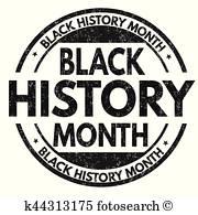 Black History Month Clip Art.