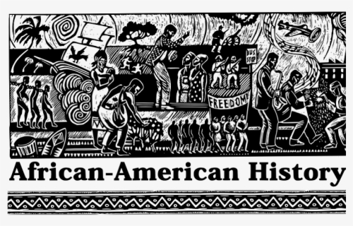 Free Black History Month Clip Art with No Background.
