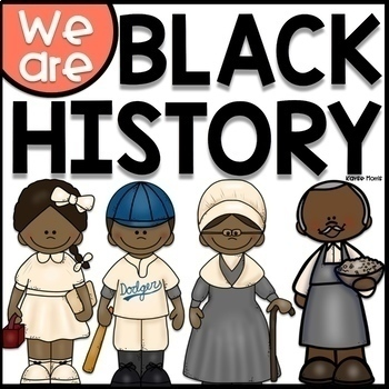 Black History Month Activities Bundle.