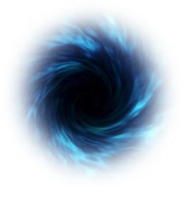 Black Hole Symbol png download.