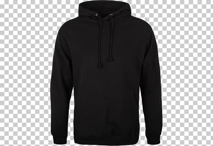 Hoodie Tracksuit Jacket Clothing, black hoodie PNG clipart.