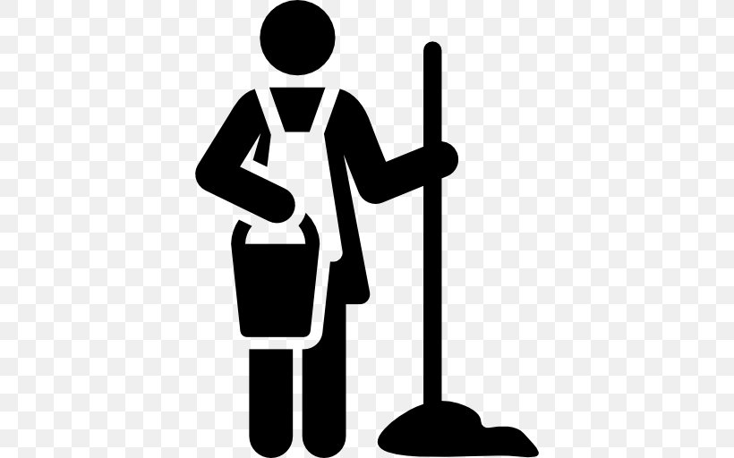 Housekeeping Maid Service Cleaning Cleaner, PNG, 512x512px.