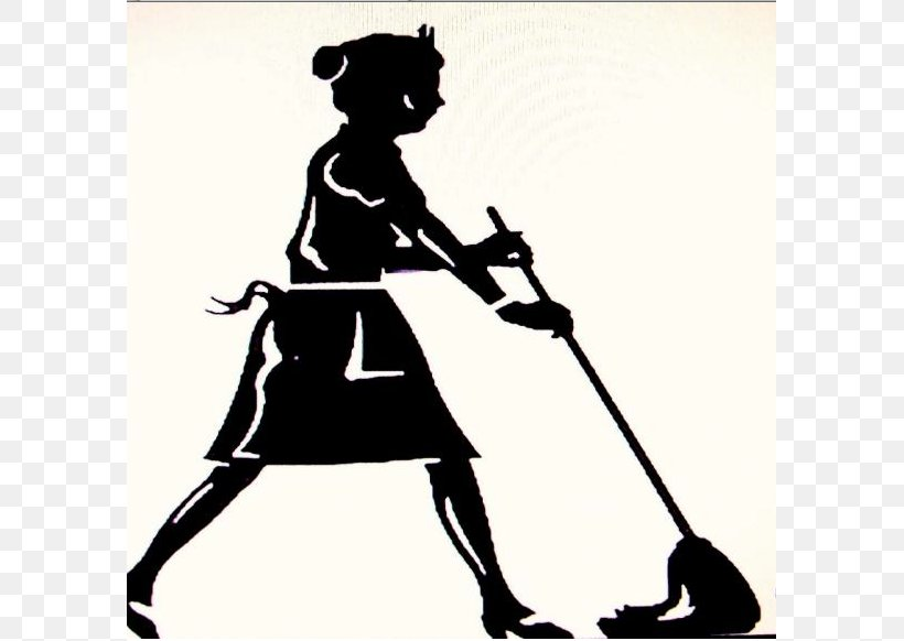 Cleaner Maid Service Housekeeping Domestic Worker.