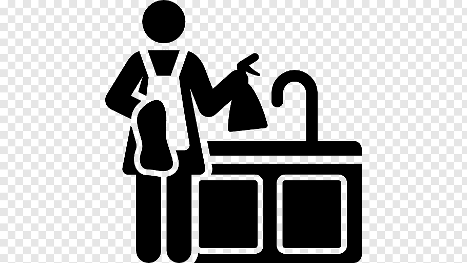 Maid service Cleaner Domestic worker Housekeeping, maid free.