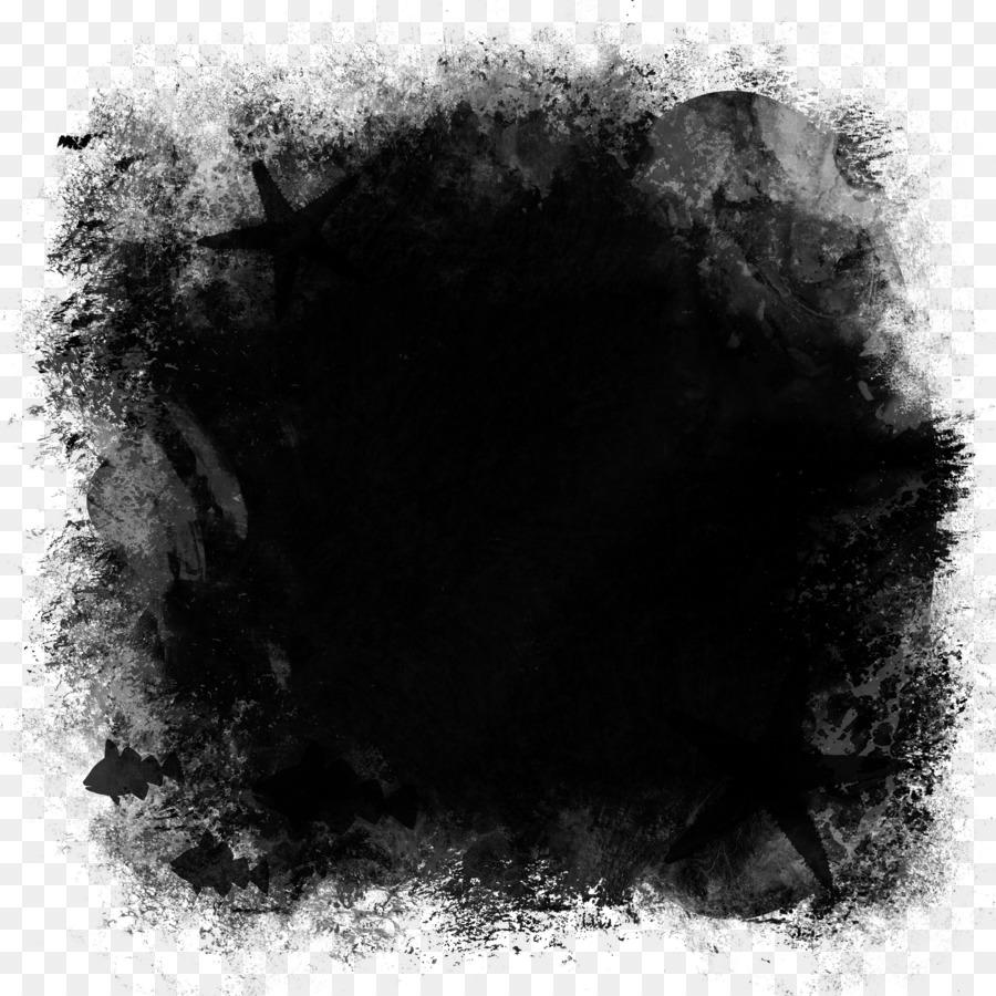 Ink Black png download.