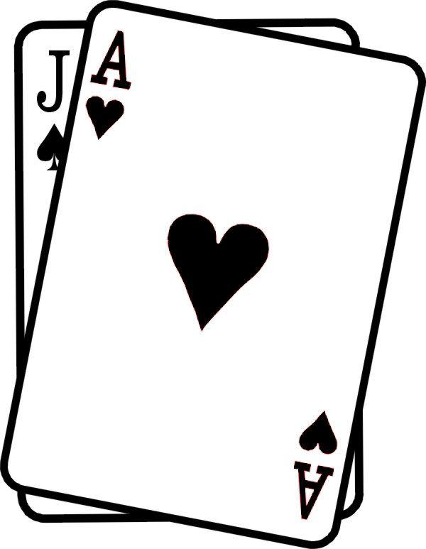 Casino clipart blackjack card, Picture #331432 casino.