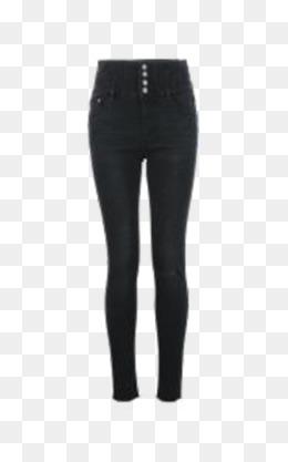 Black Jeans PNG Images.