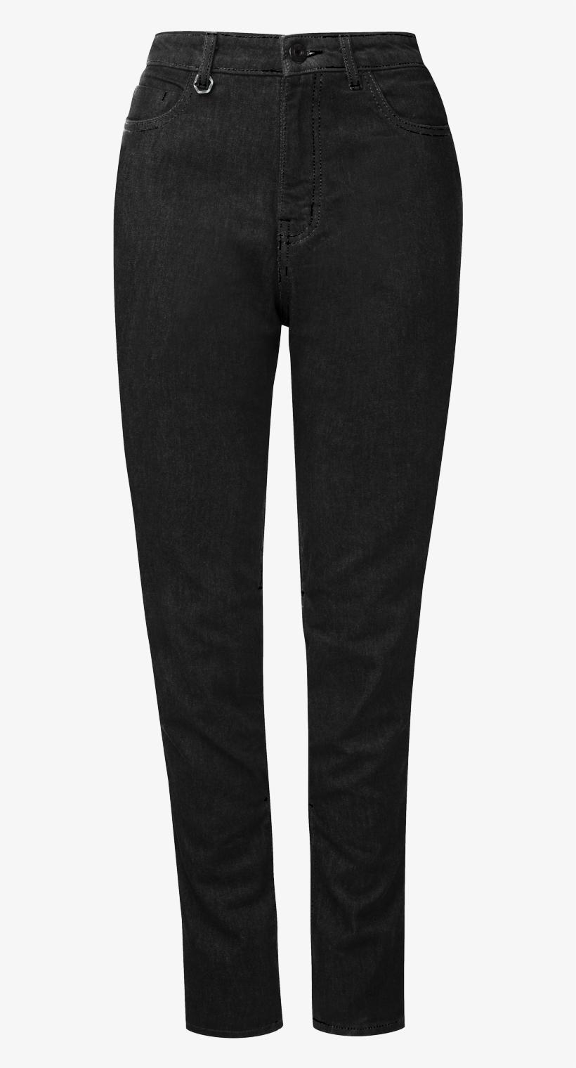 Transparent Black Jeans Png Transparent PNG.