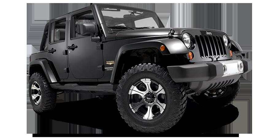 Black Jeep PNG Download Image.