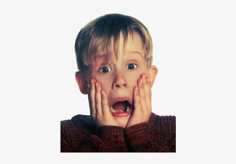 Black And White Library Kid Transparent Home Alone Transparent PNG.