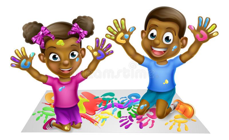 Black kids clipart 3 » Clipart Station.