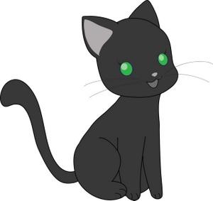 Free Kitten Clipart Image 0071.