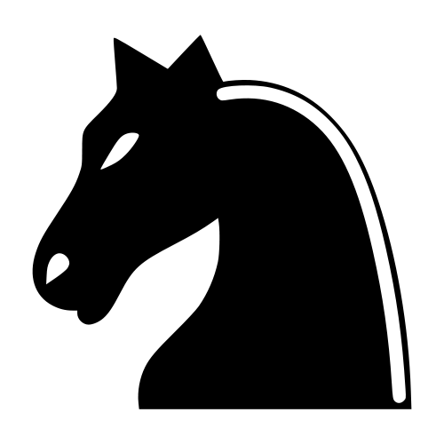 Knight Chess Piece Clipart.