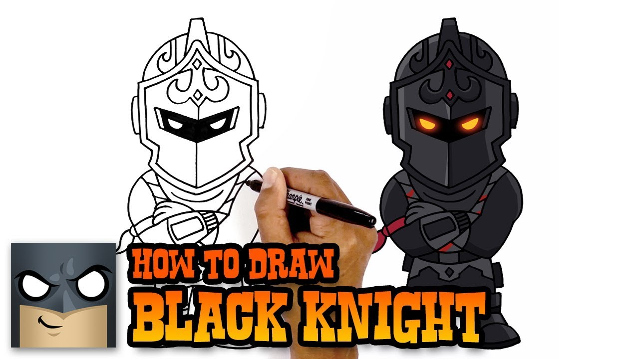 How to Draw Fortnite.