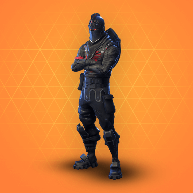 Fortnite Black Knight Skin.