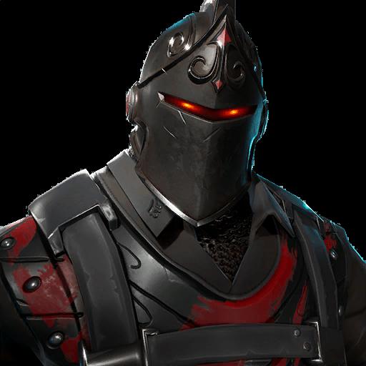 Black Knight Garridan.