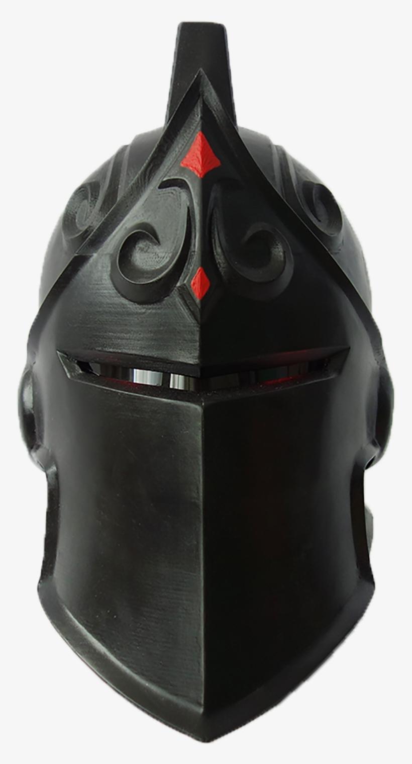 Black Knight Helmet.