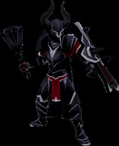 Black Knight (Curse of the Black Stone).