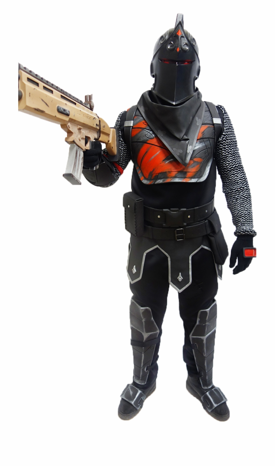 Black Knight Back Shield.
